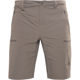 The North Face Exploration Pantalones cortos Normal Hombre, weimaraner brown